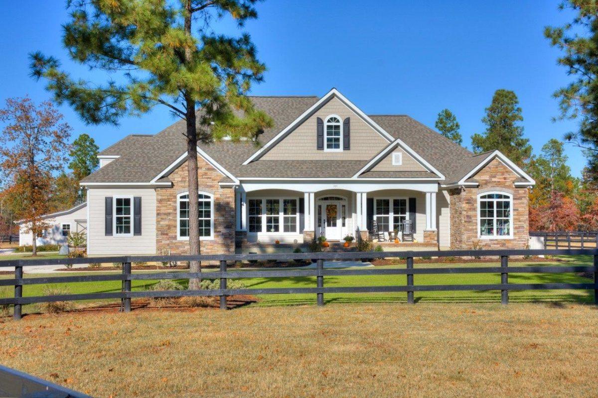 building in residential equestrian communities aiken, SC