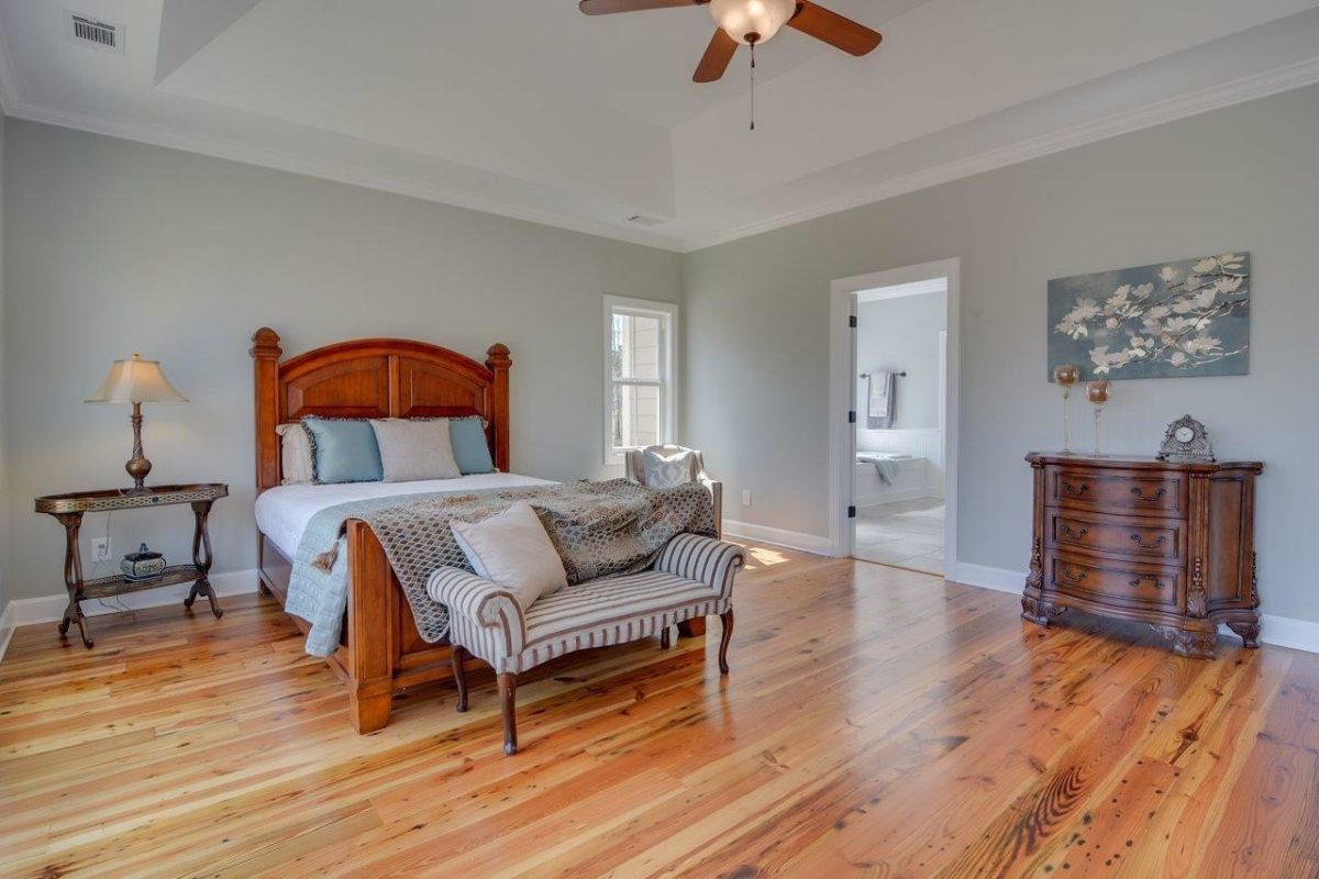 neutral colors in custom home